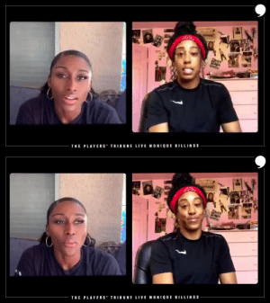 """.@AtlantaDream forward @moniquebillings's best advice for the athletes who are in high school and college: """"Network. Network, network, network.""""    Watch her full IG Live with @aj_andrews_: https://t.co/6TdCgd0O2N https://t.co/XcW9nB6AEt: .@AtlantaDream forward @moniquebillings's best advice for the athletes who are in high school and college: """"Network. Network, network, network.""""    Watch her full IG Live with @aj_andrews_: https://t.co/6TdCgd0O2N https://t.co/XcW9nB6AEt"""