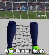 Memes, 🤖, and Slut: ATLETIC HADRID  25  TrollFootball  O TheFootballTroll  What Courtois Needs Courtois close your legs, you slut. https://t.co/73Wx3ufADk