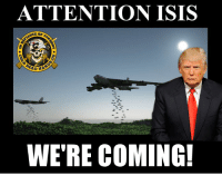 As Barack Obama and Hillary Clinton blame American gun owners for this terrible attack by The Islamic State, leaving 100+ casualties in their wake - we ask you, will you allow this to continue or will you take a chance and vote for a Presidential Candidate that you haven't always supported? The choice is yours. Cold Dead Hands: ATTENTION ISIS  ADH  WE'RE COMING! As Barack Obama and Hillary Clinton blame American gun owners for this terrible attack by The Islamic State, leaving 100+ casualties in their wake - we ask you, will you allow this to continue or will you take a chance and vote for a Presidential Candidate that you haven't always supported? The choice is yours. Cold Dead Hands