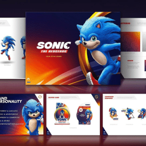 Sonic: ATTERNS  SONIC  THE HEDGEHOG  FILM STYLE GUIDE  USAGE  AND  COMPOSED  GRAPHICS  BLISTER CARD  RSONALITY  SONIC  CALL  OUT  VERENT & SARCASTIC  OIC & ADVENTUROUS  NFIDENT & COMPETITIVE  LL & LIKABLE  CHIEVOUS BUT NOT MALICIOUS  SONIC  SONIC  SONIC  CEM