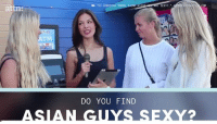 """Asian, Dank, and Sexy: attn:  """"DO AMERICAN WOMEN  SEXY?  ATM  DO YOU FIND  ASIAN GUYS SEXY 2 I know this pigeon hole all too well from my younger years, and sad to see these struggles still lingering even today.   via ATTN: Video"""