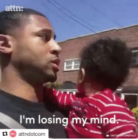 He learned an important lesson, Dad's for sure. (Via @attndotcom ): attn:  I'm losing my mind  attn:  INST  IAMDEVALE He learned an important lesson, Dad's for sure. (Via @attndotcom )