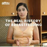 Memes, Moms, and History: attn:  THE REAL HISTORY  OF BREASTFEED It's time to stop judging moms for how they feed their babies.