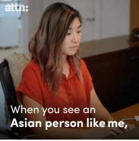America, Asian, and Memes: attn:  Wh  en you see an  Asian person like me, There are huge misconceptions about being Asian in America.