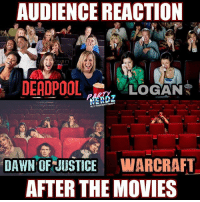 LMAOOO! Initiate Batman vs. Spend Fanboy Rage in 5...4...3....2.... podcast justiceleague netflix suicidesquad gotham batman bvs walkingdead logan negan flash agentsofahield deadpool warcraft dawnofjustice: AUDIENCE REACTION  SD n  LOGAN  DAWN OF JUSTICE  WARCRAFT  AFTER THE MOVIES LMAOOO! Initiate Batman vs. Spend Fanboy Rage in 5...4...3....2.... podcast justiceleague netflix suicidesquad gotham batman bvs walkingdead logan negan flash agentsofahield deadpool warcraft dawnofjustice