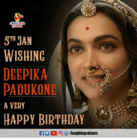 Birthday Wishes To Gorgeous Bollywood Diva Deepika Padukone :): AUGHING  THH  WISHING  DEEPIKA  PADUKONE  A VERY  HAPPY BIRTHDAY Birthday Wishes To Gorgeous Bollywood Diva Deepika Padukone :)