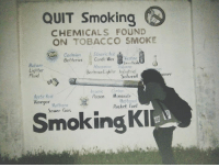 Candy, Dank, and Smoking: aUIT smoking  CHEMICALS FOUND  ON TOBACCO SMOKE  cadmium  Stearic Acid  Batteries Candi War  ne  nvedic  Butan  Hexamine  Lighter  Barbro Lighter incustrial  Fluid  Solvent  Arsenic carbon  Poison  Monoxide  Acetic Acid  Methanol  Vinegar  Methane  Rocket Fuel  Smoking