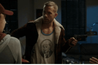 Arthur, Girls, and Guns: auntiope-3000: telltaleclerk:  I JUST learned that this shirt cost them $10,000 to put into this movie… but they refused to compromise because they were like: he's the hugest Golden Girls fan… this has to make the movie… so they paid $10,000 to use Bea Arthur's likeness on this shirt…  Ryan Reynolds, you're doing Deadpool so right.  They traded all the guns in the final climactic showdown for Bea Arthur's face. Worth it.