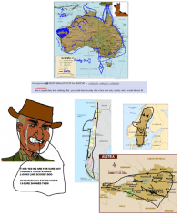 Scooby Doo, Australia, and Cunt: Australia  04/2516 Mon) 1525 05 No  this is stupid they look nothing alke you could daw scooby doo's face over any country and it would almost fit  AUSTRIA  YES YESWE ARE FOR SURE NOT  50 km  THE ONLY COUNTRY WHO  LOOKS LIKE SCOOBY DOO  HAHAHHAHAHASTUPID CUNTS  S-SURE SHOWE  D THEM  Zell am See  ITALY  LATVIA  CZECH REPUBLIC