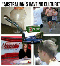 "Why is there no manky P pipe in the pic??: ""AUSTRALIAN SHAVE NO CULTURE'  VICTORIA  BITTER  VB  CURRENT  AFFAIR  ninemsn.com.au aca  Wi Why is there no manky P pipe in the pic??"