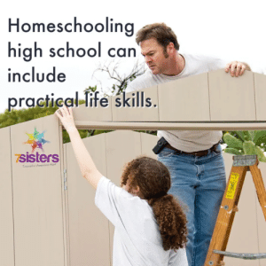 Authoritative Guide to Transitioning to Homeschool High School - 7sistershomeschool.com: Authoritative Guide to Transitioning to Homeschool High School - 7sistershomeschool.com