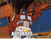 Roll Out, Irl, and Me IRL: AUTOBOTS  MECENTER COM me_irl