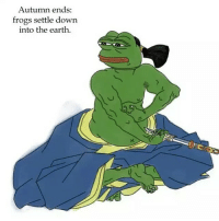 SEPPUKU PEPE feels rarepepe pepe pepethefrog dankmemes suicide cutting sadfrog follow4follow 4chan self harm sex rape pepe dankmemes memes feminism feminist: Autumn ends:  frogs settle down  into the earth. SEPPUKU PEPE feels rarepepe pepe pepethefrog dankmemes suicide cutting sadfrog follow4follow 4chan self harm sex rape pepe dankmemes memes feminism feminist