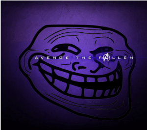 Memes, Sorry, and Troll: AV E  NGE THE  L LEN #ThankYouPewDiePie Ep.2 Troll face ... Also, let's all thank pewds for entertaining us with all of his amazing memes (sorry for posting late)