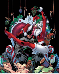 When you get too much ass. - Harley Quinn issue 3: AVA When you get too much ass. - Harley Quinn issue 3