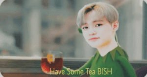 Tea, Bish, and Ave: ave Some Tea BISH
