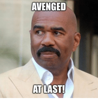 Memes, Avengers, and 🤖: AVENGED  AT  LAST! And the winner is...