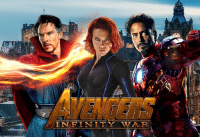 Memes, Robert Downey Jr., and Avengers: AVENGERS Filming for AVENGERS: INFINITY WAR is expected to continue tonight, with stars Benedict Cumberbatch, Scarlet Johansson, and Robert Downey, Jr. rumored to show up to film their scenes. http://tinyurl.com/kc3zyxp  (Brian)