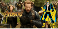 """Memes, Avengers, and Http: AVENGERS  MFINITY WAR Joe Russo says Steve Rogers does NOT become Nomad, """"but he is the spirit of that character."""" http://bit.ly/2mHEL8j  (Andrew Gifford)"""