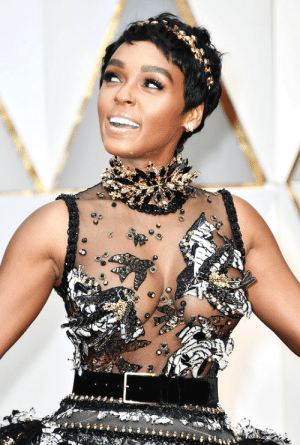 Academy Awards, Tumblr, and Janelle Monae: awardseason:    Janelle Monae attends the 89th Annual Academy Awards at Hollywood & Highland Center on February 26, 2017 in Hollywood, California.