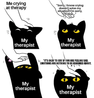 awesomacious:  My therapist is great🙂: awesomacious:  My therapist is great🙂