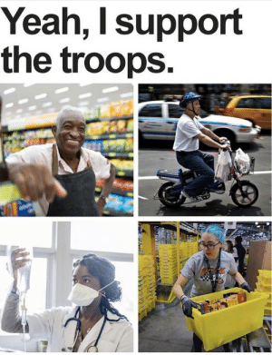 awesomacious:  Yeah, I support the troops: awesomacious:  Yeah, I support the troops