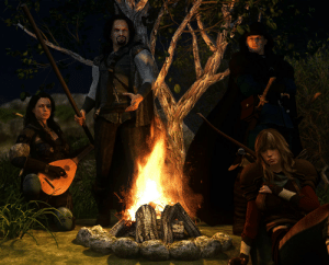 awesomage:Follow the DND Campfire background music Spotify Playlist here!: awesomage:Follow the DND Campfire background music Spotify Playlist here!