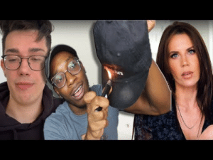 awesomage:  If you love James Charles then….you're probably not going to want to watch this.: awesomage:  If you love James Charles then….you're probably not going to want to watch this.