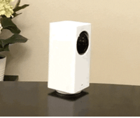 Tumblr, Zoom, and Blog: awesomage:  Pan/Tilt/Zoom WiFi Security Camera