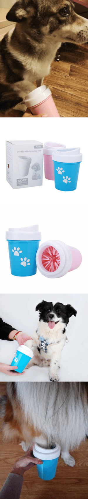 "awesomage:   PAW CLEANER     Now your best friend can have all the muddy dirty fun he wants without bringing it all into your home or vehicle.    30% OFF plus Free Worldwide Shipping with coupon code ""CUDDLING""    All funds gathered will be donated for rescue dog shelters    SUPPORTS US NOW, ORDER AND SHARE OUR CAUSE!https://www.doggiemon.com/products/paw-cleaner : awesomage:   PAW CLEANER     Now your best friend can have all the muddy dirty fun he wants without bringing it all into your home or vehicle.    30% OFF plus Free Worldwide Shipping with coupon code ""CUDDLING""    All funds gathered will be donated for rescue dog shelters    SUPPORTS US NOW, ORDER AND SHARE OUR CAUSE!https://www.doggiemon.com/products/paw-cleaner"
