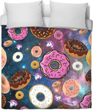 awesomage:  Space Donut Duvet Cover: awesomage:  Space Donut Duvet Cover