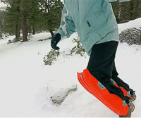 Tumblr, Blog, and Com: awesomage:Wearable Sled Legs - Check this out!