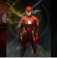 Awesome costume design for The Flash @grantgust by the great @bosslogic cwflash theflash dc dceu dctv flash flashcostume speedforce: Awesome costume design for The Flash @grantgust by the great @bosslogic cwflash theflash dc dceu dctv flash flashcostume speedforce