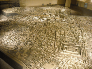 Ancient, Awesome, and Rome: Awesome Model of ancient Rome