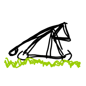 Cake, Karma, and Awesome: Awesome Trebuchet artwork, because catapults are the inferior siege engine. And I wanna yoink that sweet cake day Karma before its too late