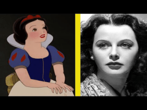 awesomesthesia: Who is the woman and inspiration behind snow white's design? Click here to subscribe! : awesomesthesia: Who is the woman and inspiration behind snow white's design? Click here to subscribe!