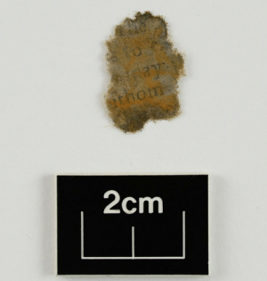 historyarchaeologyartefacts:  Researchers have identified the source of one of tiny fragments of paper found on board of the wreckage of Queen Anne's Revenge – the flagship of the pirate Edward Teach, known better as Blackbeard. It was revealed to be from a 1712 first edition of a book by Capt. Edward Cooke. [762x800] SWITCH TO FIREFOX AND ADD UBLOCK ORIGIN : ay  thom  2cm historyarchaeologyartefacts:  Researchers have identified the source of one of tiny fragments of paper found on board of the wreckage of Queen Anne's Revenge – the flagship of the pirate Edward Teach, known better as Blackbeard. It was revealed to be from a 1712 first edition of a book by Capt. Edward Cooke. [762x800] SWITCH TO FIREFOX AND ADD UBLOCK ORIGIN