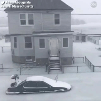 This is gonna take forever to melt 😮 ・・・ Freezing floodwaters swamped cars near Boston as high tide combines with snowstorm to inundate coastal Massachusetts street with icy water. Via @complex-@abcnews: ayAbougalala  abc  Massachusetts This is gonna take forever to melt 😮 ・・・ Freezing floodwaters swamped cars near Boston as high tide combines with snowstorm to inundate coastal Massachusetts street with icy water. Via @complex-@abcnews