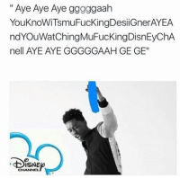 "Blackpeopletwitter, Disney, and Desiigner: "" Aye Aye Aye gggggaah  YouKnoWiTsmuFucKingDesiiGnerAYEA  ndYOuWatChingMuFucKingDisnEyChA  nell AYE AYE GGGGGAAH GE GE""  DISNE  CHANNEL <p>If desiigner was on Disney channel (via /r/BlackPeopleTwitter)</p>"