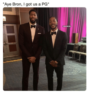 "Another #1 pick on the Lakers?: ""Aye Bron, I got us a PG""  @NBAMEMES Another #1 pick on the Lakers?"
