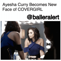 "Ayesha Curry, Chef Curry, and Children: Ayesha Curry Becomes New  Face of COVERGIRL  @balleralert Ayesha Curry Becomes New Face of COVERGIRL - blogged by @MsJennyb ⠀⠀⠀⠀⠀⠀⠀ ⠀⠀⠀⠀⠀⠀⠀ The real Chef Curry is expanding her brand and lengthening her resume with a brand new partnership in the beauty industry. AyeshaCurry, best known for her work as a chef, author, television personality and dedicated mother-of-two will now be the newest face of the beauty brand, COVERGIRL. ⠀⠀⠀⠀⠀⠀⠀ ⠀⠀⠀⠀⠀⠀⠀ ""My philosophy is all about seeking joy and creating balance in life. I've shared a lot about how I do this with food, family and faith, but now = through my partnership with COVERGIRL – I want to share how makeup helps create those moments of happiness, confidence and self-expression,"" Curry said. ""People love when I post about beauty on social media, and of course it's a big part of prepping for my TV show or an event. But I'm also a working mom without much time to spare, so I've figured out how to dial my looks way up or way down, and also to use make up as a way of bonding with my daughters."" ⠀⠀⠀⠀⠀⠀⠀ ⠀⠀⠀⠀⠀⠀⠀ The self-taught chef, with the help and support of her husband, used her life-long interest in food to build her brand. The idea, which started as a blog and slowly turned itself into a YouTube channel, ultimately transformed into a TV show called ""Ayesha's Home Kitchen."" Curry's drive and constant pursuit of her passion is what drew the brand to her, as COVERGIRL continues to partner with people who ""fearlessly and relentlessly pursue their passions and boldly express themselves to the world."" Mrs. Curry exemplifies just that. ⠀⠀⠀⠀⠀⠀⠀ ⠀⠀⠀⠀⠀⠀⠀ ""We love a self-proclaimed beauty junkie who speaks her mind and offers strong viewpoints and perspectives,"" SVP Ukonwa Ojo said of the brand. ""Ayesha has a joyful energy and a big personality, but she's also extremely relatable. Dealing with things that so many woman face – from raising two children to running a business, to creating healthy meals for her family – she's found a way to create balance. COVERGIRL loves spotlighting inspiring stories of women achieving their dreams, and inspiring other women to do the same."""