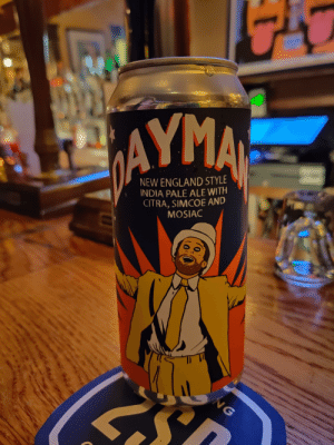 Found a bar that crafted a beer just for season 14 premiere!: AYMA  NEW ENGLAND STYLE  INDIA PALE ALE WITH  CITRA, SIMCOE AND  MOSIAC  NG Found a bar that crafted a beer just for season 14 premiere!