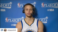 Nba, Sports, and Chicken: AYOFFS  PL  NBA  PLAYOF  (a NB  OLDEN  ST  LAYOFI  a NBA  OFFS Bigs who try to guard @stephencurry30 are BBQ CHICKEN 🍗🍗🍗 (via @nbaontnt)
