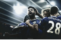 Diego Costa, Goals, and Memes: AZPIL/CUET  28  れ  twTTER CIX/821,EFI Diego Costa has scored his 40th Premier League goal in his 64th appearance, seven games faster than it took Sergio Aguero.  #BEAST
