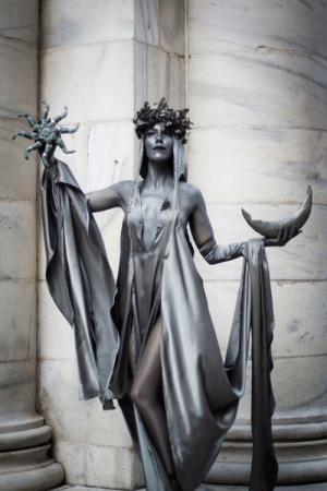 Cosplay, Elder Scrolls, and The Elder Scrolls: Azura cosplay from The Elder Scrolls