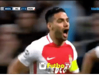 What a game last night! And what a goal this was from Falcao! 😍🔥👏🏻 Like if you think the old Falcao is back! ❤️: B 60:14  I MC  2-2 MON  tivih What a game last night! And what a goal this was from Falcao! 😍🔥👏🏻 Like if you think the old Falcao is back! ❤️