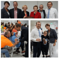 Earlier today Margie and I joined the team at Sunnyfield for afternoon tea to celebrate the opening of their new facility in Warringah. A wonderful organisation!: b! Earlier today Margie and I joined the team at Sunnyfield for afternoon tea to celebrate the opening of their new facility in Warringah. A wonderful organisation!
