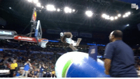 Get Rumble in the dunk contest!: b Get Rumble in the dunk contest!