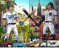 Two rookie All-Stars have smashed their way to Miami with a combined 55 home runs at the break.: B R  35  CODY  BELLINGER  EW YORK SIG  NG  AARON Two rookie All-Stars have smashed their way to Miami with a combined 55 home runs at the break.