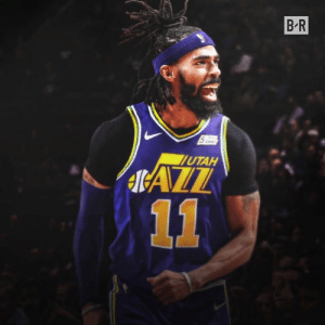 Jae Crowder, Kyle Korver, and Jazz: B R  5  lUTAH  IAZZ  11 Mike Conley is being traded to the Jazz for Jae Crowder, Kyle Korver and draft picks, per Shams Charania